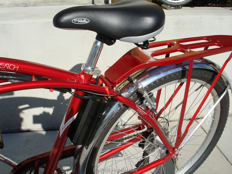 Schwinn Beach Cruiser Electric Bike