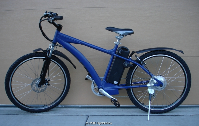 Quality Electric Bike Step Over frame